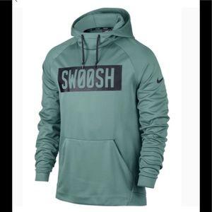 Nike Men's Dri-Fit Therma Bar Swoosh Hoodie size S